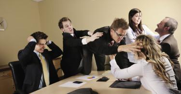 werk conflicten